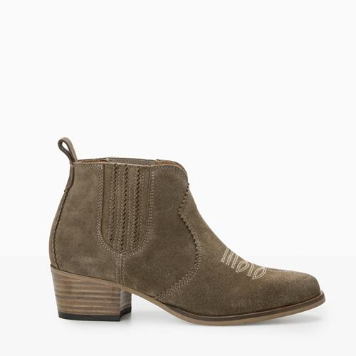 Schmoove - Boots - Polly Boots Taupe - Photo 1
