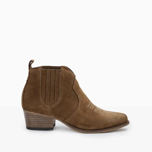 Schmoove - Boots - Polly Boots Cognac - Photo 1