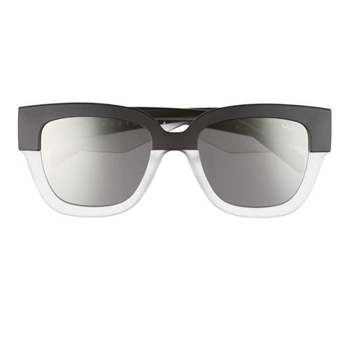 Quay Australia - Lunettes - Don't Stop Black White - Photo 1
