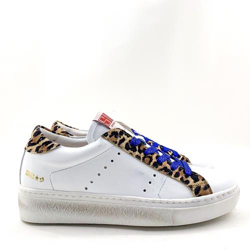 Semerdjian - Sneaker - Grace 505 White Leopard - Photo 1