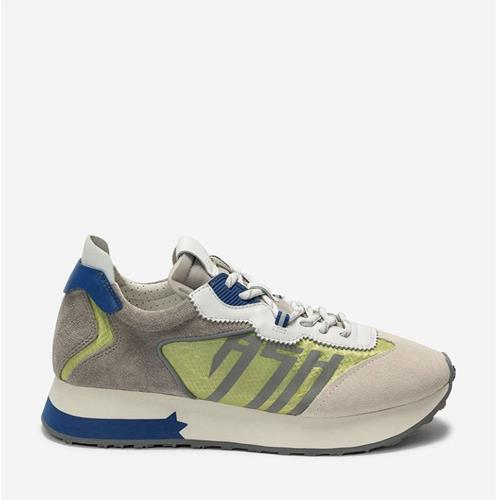 Ash - Sneakers - Tiger Grey Green And Blue - Photo 1