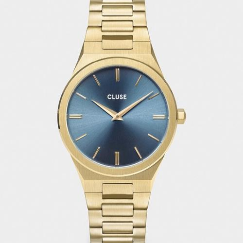 Cluse - Montre - Vigoureux CW0101210005 Gold By Anna Maria - Photo 1