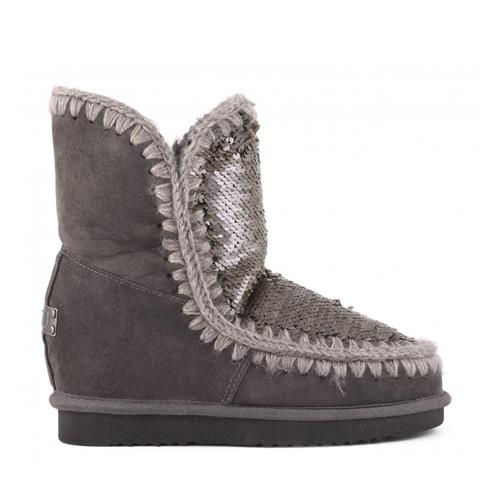 Mou - Snowboots - Eskimo Inner Wedge Carbone - Photo 1