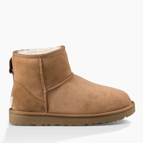 UGG Australia - Snowboots - Classic Mini Chestnut - Photo 1