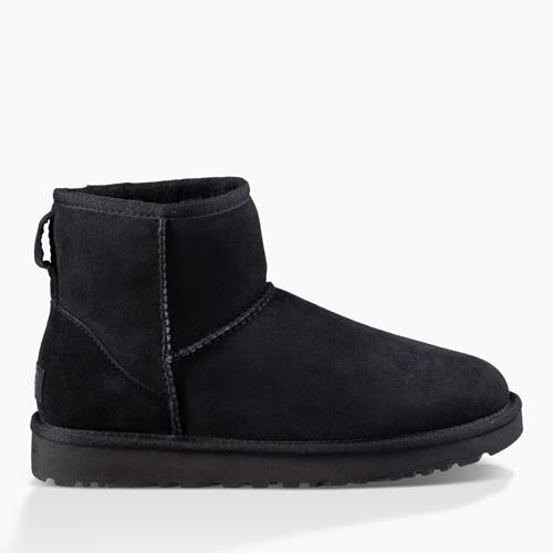 UGG Australia - Snowboots - Classic Mini Black - Photo 1