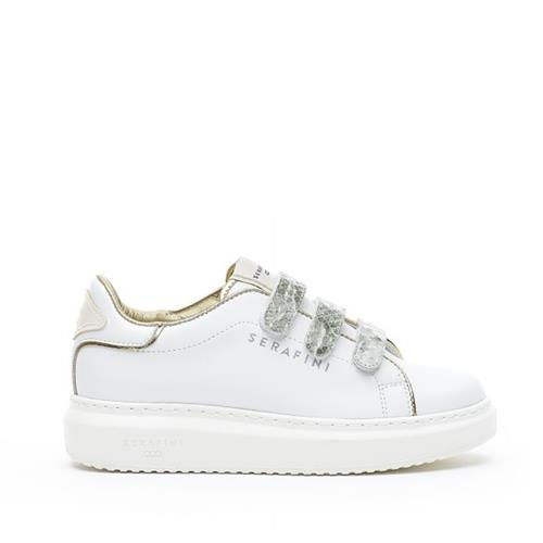 Serafini - Sneakers - J.Connors White Military - Photo 1