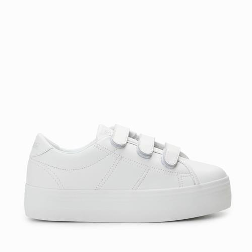 No Name - Sneakers - Plato Straps White Fox White - Photo 1
