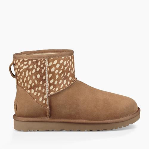 UGG Australia - Snowboots - Classic Mini Idyllwild Chestnut - Photo 1
