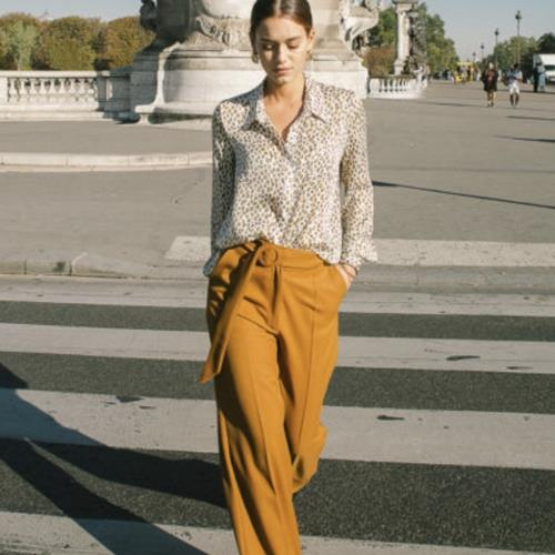 Opullence - Pantalon - Charonne Camel - Photo 1