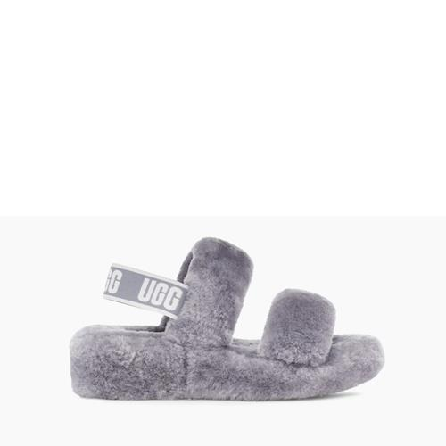 UGG Australia - Chaussons - Oh Yeah Grey - Photo 1