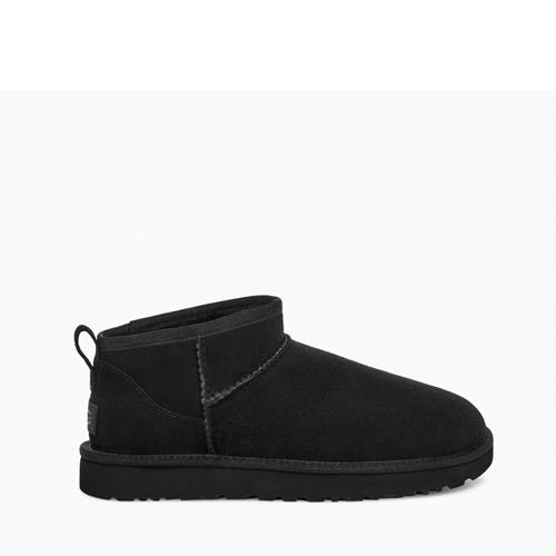 UGG Australia - Snowboots - Classic Ultra Mini Black - Photo 1